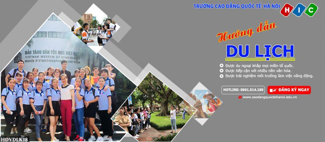 Nghề hướng dẫn viên du lịch, nghề dành cho các bạn trẻ năng động