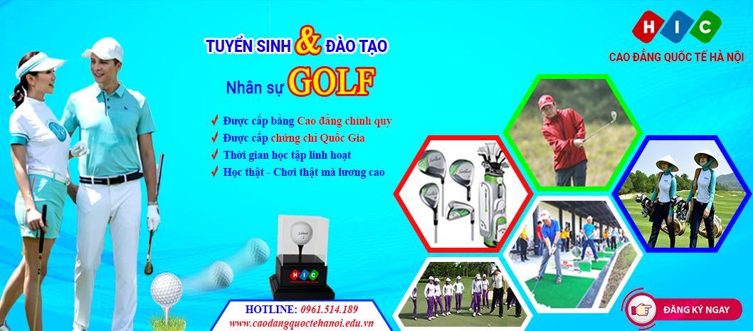 Ngành Du lịch Golf lần đầu tiên được đào tạo tại Việt Nam