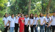 Sinh viên Trường Cao đẳng Quốc tế Hà Nội tự tin bước vào năm học mới