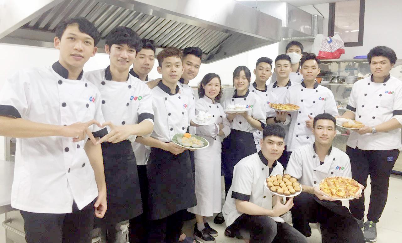 Giảng viên Đinh Thị Thảo: Niềm đam mê là yếu tố cốt lõi tạo nên thành công của nghề đầu bếp