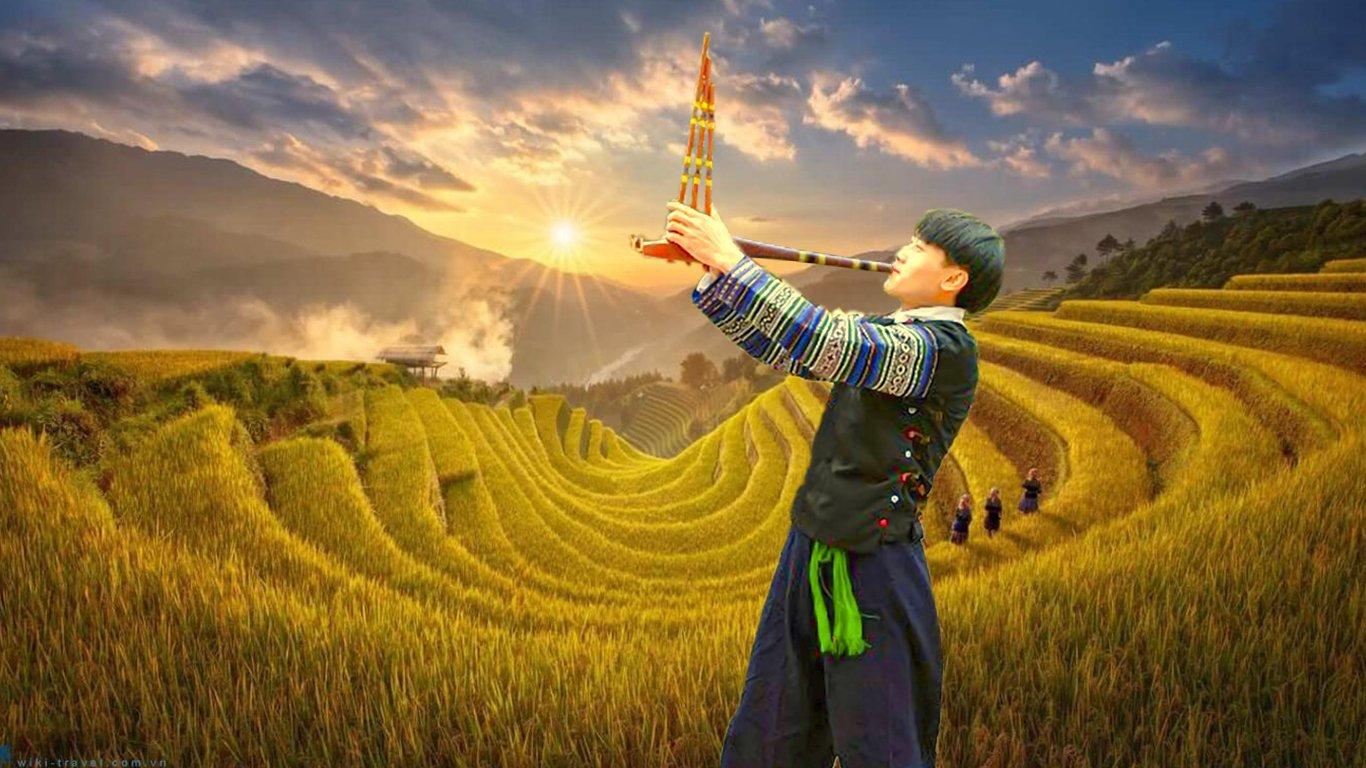 Khát vọng đổi mới quê hương của chàng sinh viên dân tộc H'mông