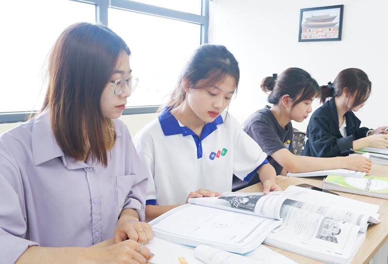 Trường Cao đẳng Quốc tế Hà Nội – Nơi chắp cánh ước mơ cho các bạn trẻ yêu mến ngôn ngữ Hàn Quốc