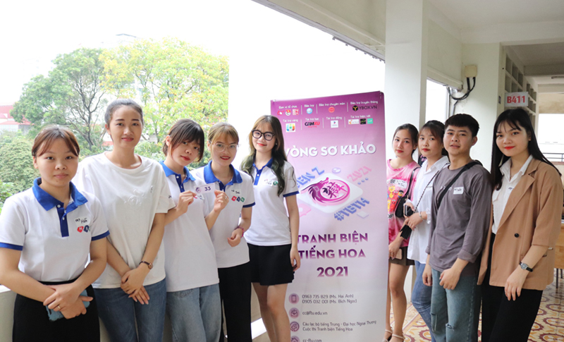 Trường Cao đẳng Quốc tế Hà Nội thu hút đông đảo bạn trẻ yêu ngoại ngữ